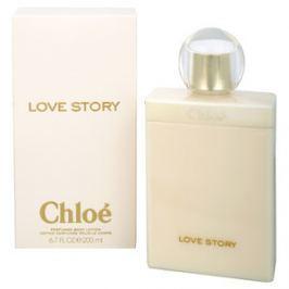 Chloé Love Story - telové mlieko 200 ml