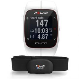 Polar M400 White HR