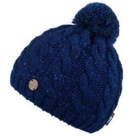 CAPU Zimná čiapka s brmbolcom Blue 18404-C