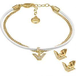 Emporio Armani Súprava šperkov zo striebra EG3186710