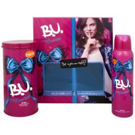 B.U. My Secret - EDT 50 ml + dezodorant v spreji 150 ml