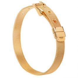 Troli Zlatý náramok z ocele Gold
