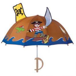 Blooming Brollies Detský palicový dáždnik Kidorable Pirate U0100PIR
