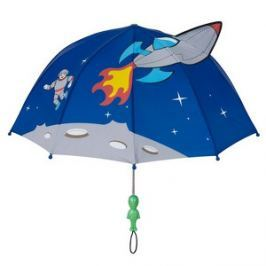 Blooming Brollies Detský palicový dáždnik Kidorable Space Hero U0100SP