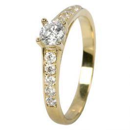 b3677d3ea Detail zboží · Brilio Dámsky prsteň s kryštálmi 229 001 00668 - 1,85 g 54 mm