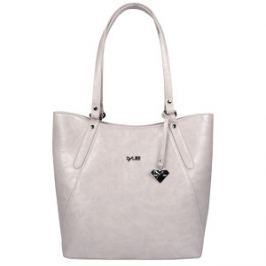 LYLEE Elegantná kabelka Alina Shopping Bag Cream