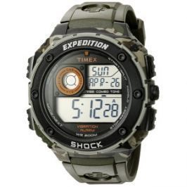 Timex EXPEDITION SHOCK XL VIBRATING ALARM T49981