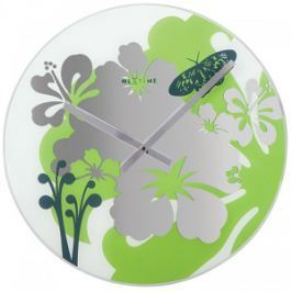 Nextime Hibiscus Green 8087gn