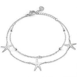 Morellato Oceľový náramok s morskými hviezdicami Tenerezze SAGZ09