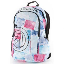 Meatfly Batoh Basejumper 2016 Backpack K Watercolor Mint