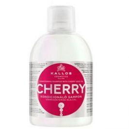 Kallos Vyživujúci šampón s výťažkom z čerešní (Conditioning Shampoo with Cherry Seed Oil) 1000 ml