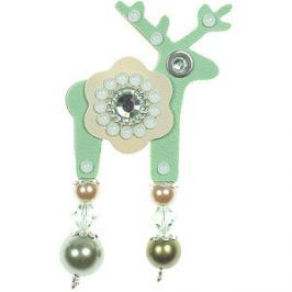 Deers Malý zelený Jelínek Sofie