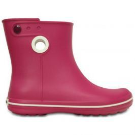 Crocs Dámske gumáky Women`s Jaunt Shorty Boot Berry 36-37