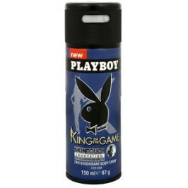 Playboy King Of The Game - Dezodorant v spreji 150 ml