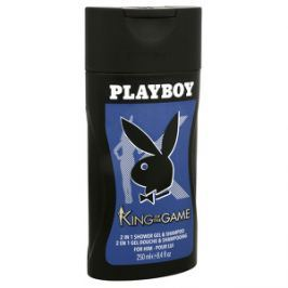 Playboy King Of The Game - Sprchový gél 250 ml