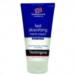 Neutrogena Rýchlo sa vstrebávajúce krém na ruky (Fast Absorbing Hand Cream) 75 ml