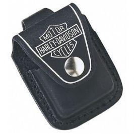 Zippo Kožené puzdro na zapaľovač Harley-Davidson 17017