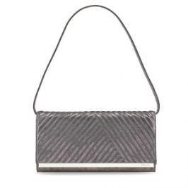 Tamaris Elegantná kabelka Lilia Clutch Bag 1298162-915 Pewter