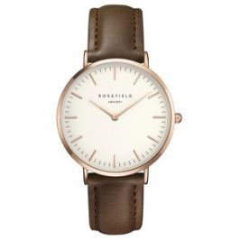 Rosefield THE BOWERY White Brown Rose gold