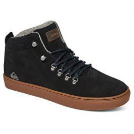 Quiksilver topánky Jax Black / Black / Brown AQYS100014-XKKC 44