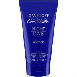 Davidoff Cool Water Night Dive For Women - Sprchový gél 150 ml