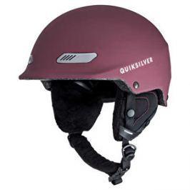 Quiksilver Lyžiarska helma Wildcat M Hlmt Pomegrenate EQYTL03003-RZG0 58 cm