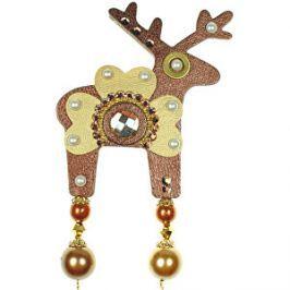 Deers Veľký hnedý Jelínek Ladinni