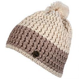 CAPU Zimná čiapka s brmbolcom Beige 348P-E
