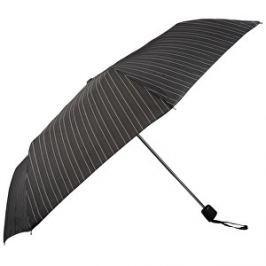 Doppler Pánsky skladací mechanický dáždnik Mini Fiber - Pruhovaný 72646703
