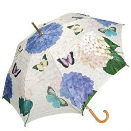 Blooming Brollies Dámsky palicový dáždnik Coynes Butterfly and Flower stick COSBYF