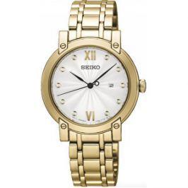 Seiko Dámské hodinky s diamanty SXDG80P1