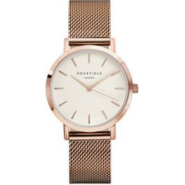 Rosefield The Tribeca White-Rosegold