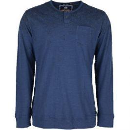 5d13337aea5b Recenzia Noize Pánske tričko s dlhým rukávom Indigo 4314200-00 M