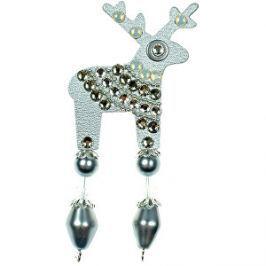 Deers Malý strieborný Jelínek Polárka