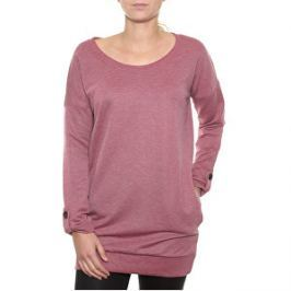 Funstorm Dámsky dlhý sveter Tora Sweatshirt Marsala SG-56701-50 S