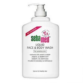 Sebamed Jemná umývacia emulzia na tvár a telo s pumpičkou Classic(Liquid Face & Body Wash) 400 ml