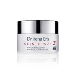 Clinic Way Dermo krém proti vráskam 2 ° nočná starostlivosť (Retinoid Revitalization Anti-Wrinkle Night Dermocream) 50 ml