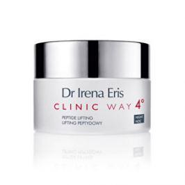 Clinic Way Dermo krém proti vráskam 4 ° nočná starostlivosť (Peptide Lifting Anti-Wrinkle Night Dermocream) 50 ml