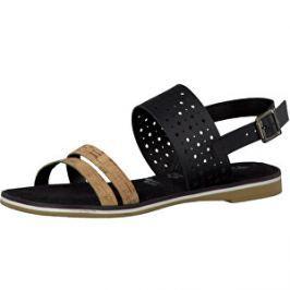 1f7978f2998f9 Detail zboží · Tamaris Elegantné dámske sandále 1-1-28118-28 Black Comb 38