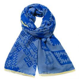 Desigual Šatka Foulard Rectangle Lights 73W9WG3 5050