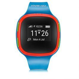 Alcatel GPS lokátor MOVE TIME Track&Talk Watch, Blue/Red