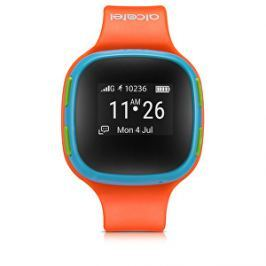 Alcatel GPS lokátor MOVE TIME Track&Talk Watch, Orange/Blue