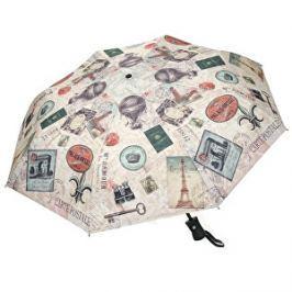 Blooming Brollies Dámsky skladací plne automatický dáždnik Coynes Travel Folding COFTR