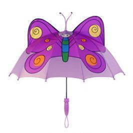 Blooming Brollies Detský palicový dáždnik Kidorable Butterfly U0100BY