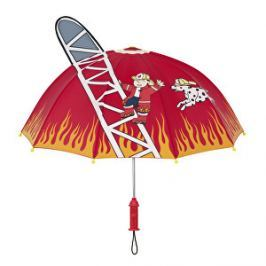 Blooming Brollies Detský palicový dáždnik Kidorable Fire Chief U0100FIR