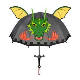 Blooming Brollies Detský palicový dáždnik Kidorable Knight and Dragon U0100KN