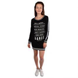 Cars Jeans Dámske šaty Dance Black 4046801 M