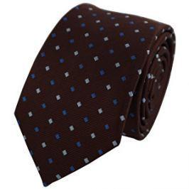 N.Ties Hedvábná kravata KRHZAKU008