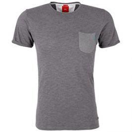 s.Oliver Pánske tričko 13.704.32.4841.96G0 Grey XL