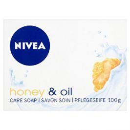 Nivea Krémové tuhé mydlo Honey Oil (Creme Soap) 100 ml